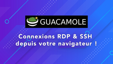 Photo of Apache Guacamole : Passerelle RDP, SSH, VNC, TELNET…