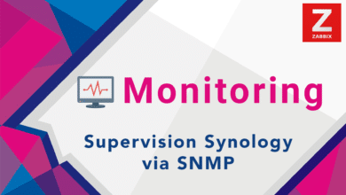 Photo de Monitoring #5 : Supervision d'un NAS Synology via SNMP