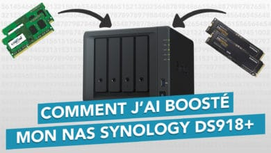 Photo of Comment j'ai « pimpé » mon NAS Synology DS918+