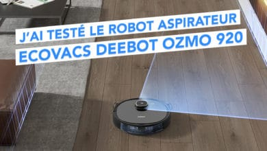 Photo of J'ai testé l'aspirateur Robot Ecovacs Deebot OZMO 920