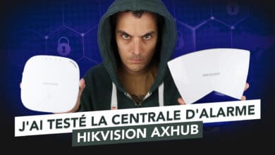 Photo de J'ai testé la solution d'Alarme AXHub d'Hikvision