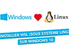 Photo of Installer WSL (Sous Sytème Linux) sur Windows 10