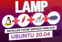 Photo of Installation de LAMP (Serveur Web) sur Ubuntu 20.04