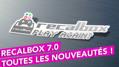 Photo de Recalbox : La version 7.0 disponible pour tous !