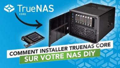 Photo de Comment installer TrueNas Core 12 sur un NAS DIY