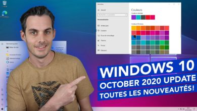 Photo de Windows 10 October 2020 Update version 20H2 : Toutes les nouveautés